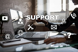 Rechnungssoftware Verlog - Supportanfrage - Rechnungsprogram für KMUs