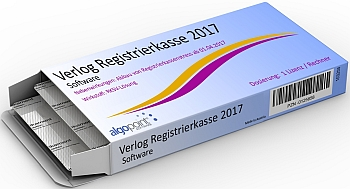 Rechnungssoftware Verlog Registrierkasse RKSV - Rechnungsprogram